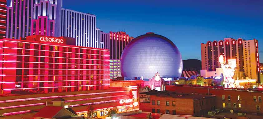 Reno Sparks Convention Center Hotels