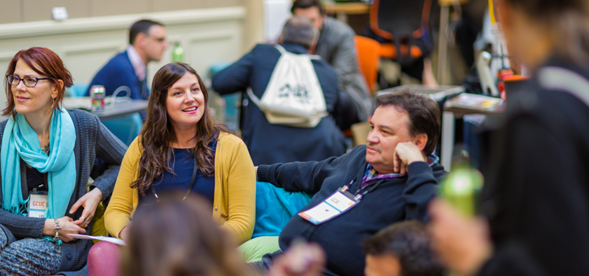 Attendees at GCUC 2015 unconference
