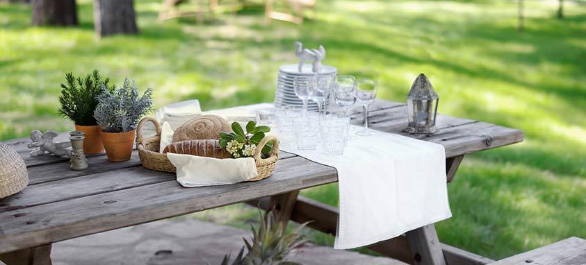 picnics for events