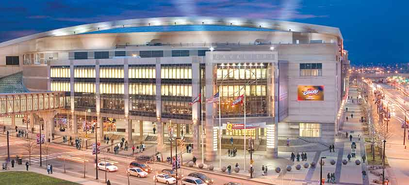 Quicken-Loans-Arena 2016 Republican National Convention