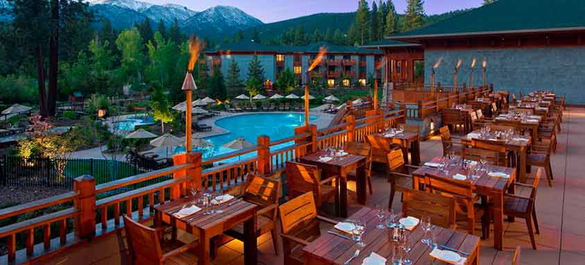 Hyatt Lake Tahoe Restaurants Best