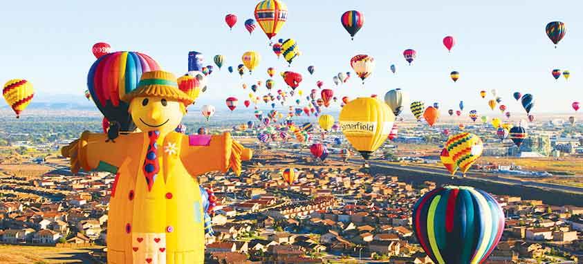 Albuquerque To Santa Fe >> Albuquerque Santa Fe Colorful Enchanting Hotels Smart Meetings