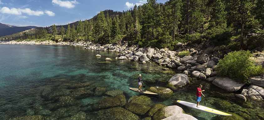 Lake Tahoe Lakefront Hotels