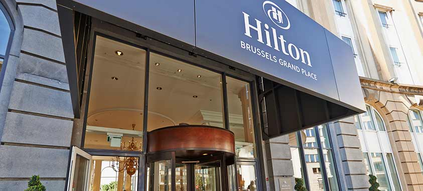 Paris hilton launches luxury hotel line smart meetings for What hotel chains does hilton own