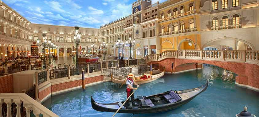 Venetian Palazzo Resort Hotel Las Vegas