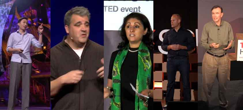 ted and tedx talks