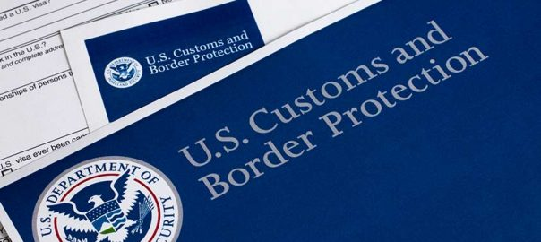 U.S. customs checkpoints