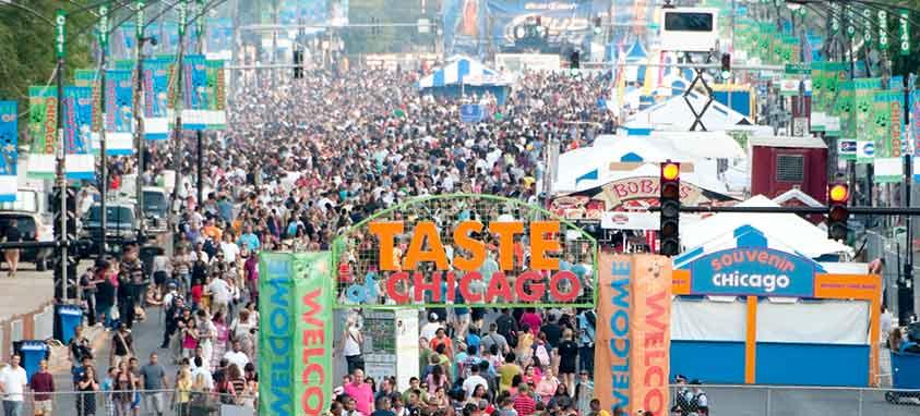 2017 food festivals