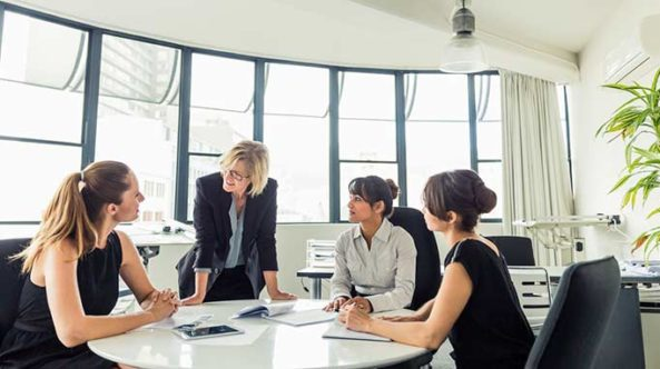 women leadership tips