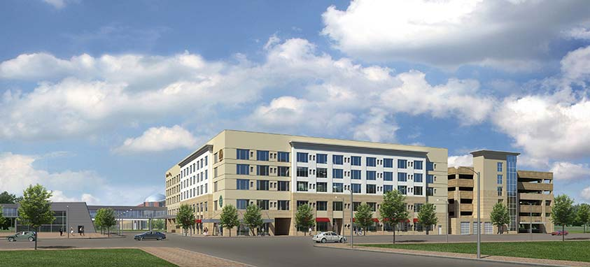 Hotels Near Ford Center Evansville Indiana