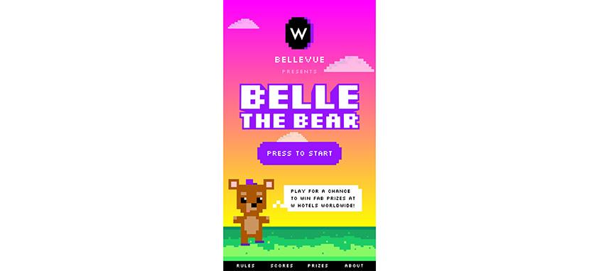 W Bellevue video game