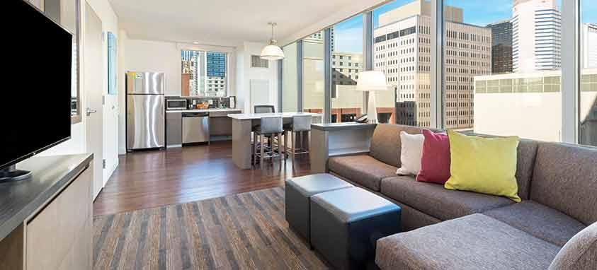 Suite at Hyatt House/Hyatt Place