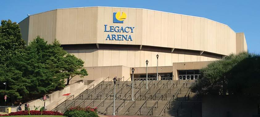Birmingham Jefferson Convention Complex