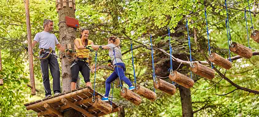 team-building activities for the summer