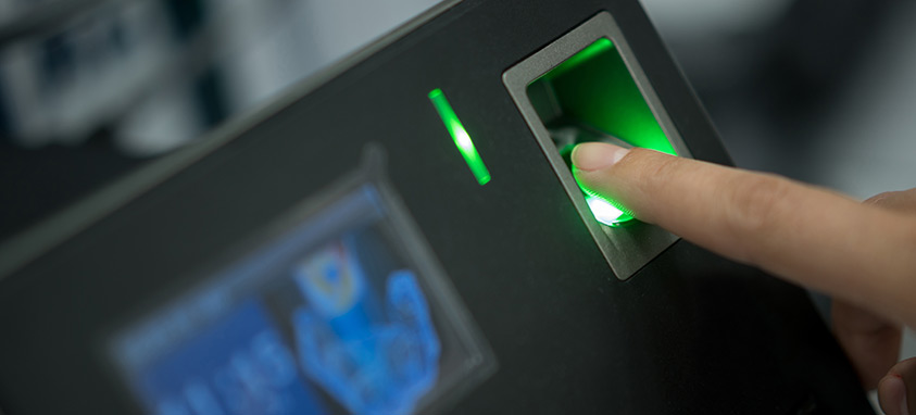 fingerprint boarding pass
