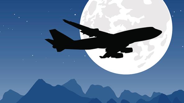 tips for better sleep in flight