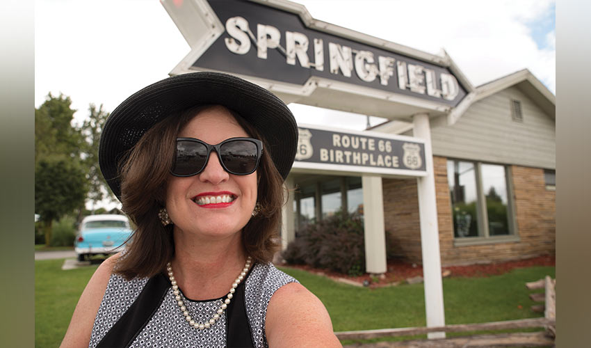 Springfield Missouri Convention & Visitors Bureau