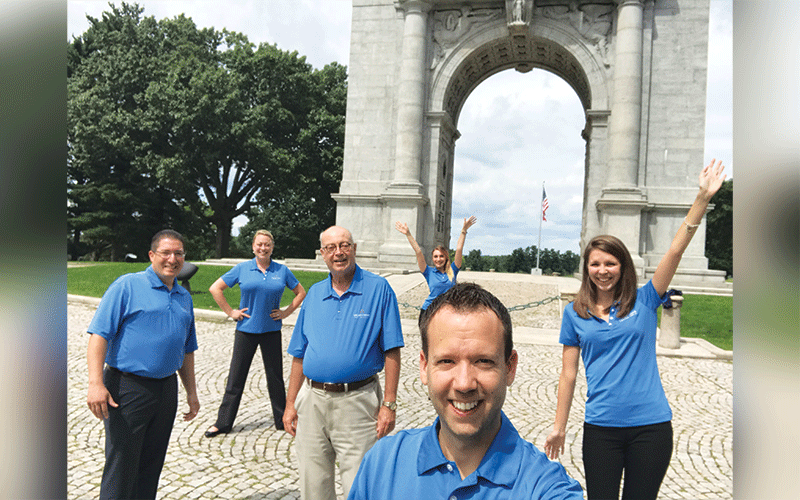 Valley Forge Tourism and Convention Board