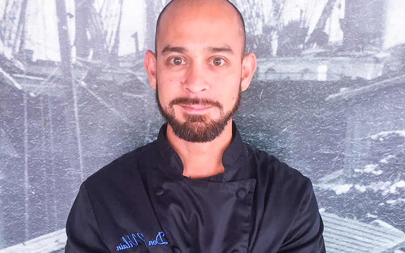 Chef Don Vilain