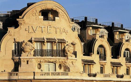 5 hot luxury properties slated to open smart meetings - Le lutetia restaurant paris ...