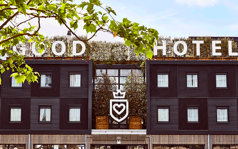 The Good Hotel, London