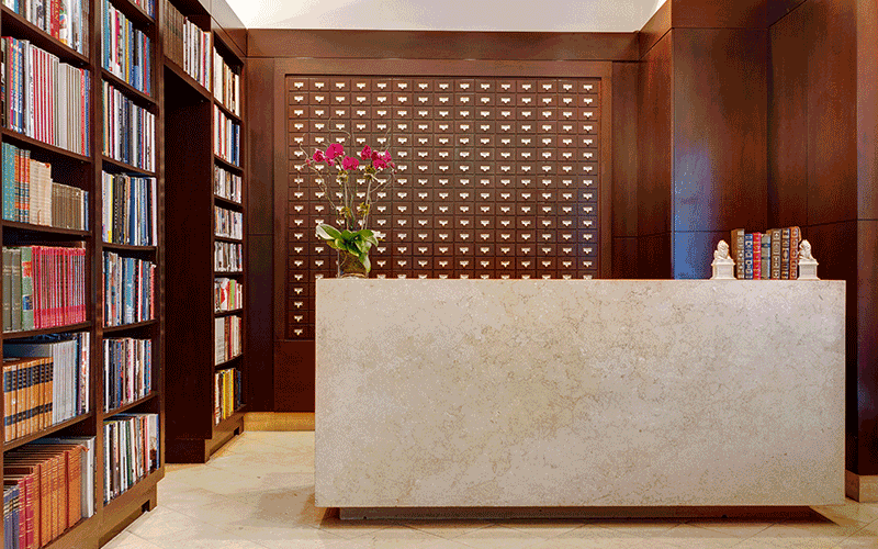 The Library Hotel, New York City