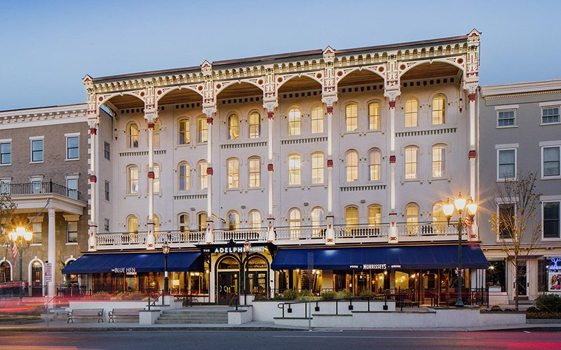 historic hotel new
