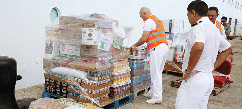 Carnival Cruise Line delivers relief supplies